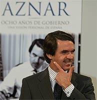"""Aznar: """"Quizá bajamos la guardia ante la amenaza fundamentalista"""""""